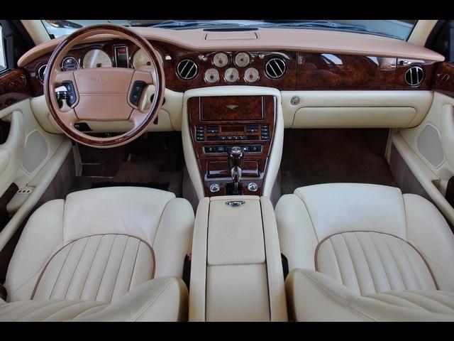 Bentley Azure Interior 2002 Bentley Arnage Pictures