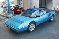 1987 Ferrari Mondial Overview