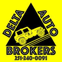 Delta Auto Brokers logo