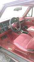 Picture of 1986 Jeep Cherokee 2 Dr Chief 4WD, interior