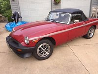 1979 MG MGB Roadster Overview