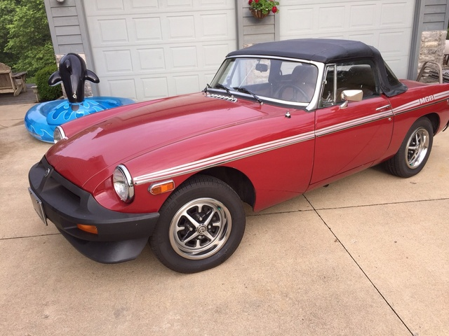 Picture of 1979 MG MGB Roadster