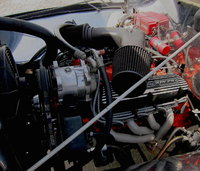 Picture of 1956 Ford F-100, engine
