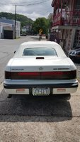 Picture of 1991 Chrysler Le Baron 2 Dr Highline Convertible, exterior