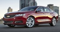 2016 Chevrolet Impala, Front-quarter view. Copyright General Motors, exterior, manufacturer