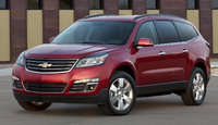 2016 Chevrolet Traverse Picture Gallery