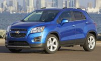 2016 Chevrolet Trax Picture Gallery
