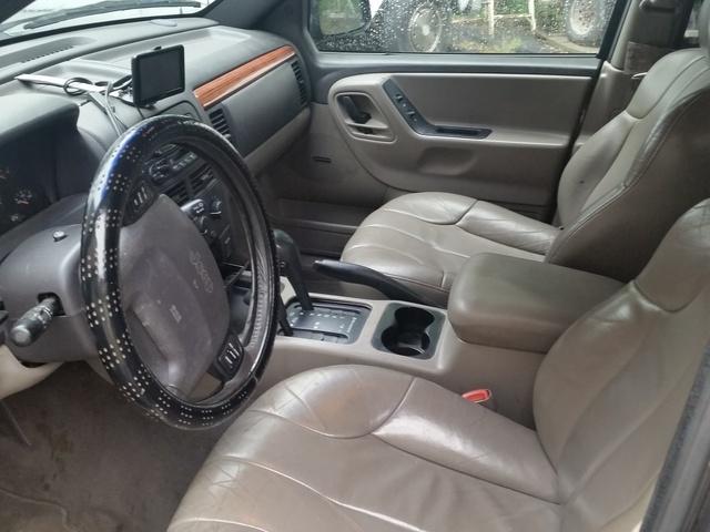 Picture Of 1999 Jeep Grand Cherokee Laredo 4wd Interior