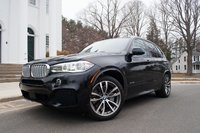 2015 BMW X5, Front-quarter view, exterior