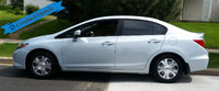 Picture of 2012 Honda Civic Hybrid w/ Leather, exterior