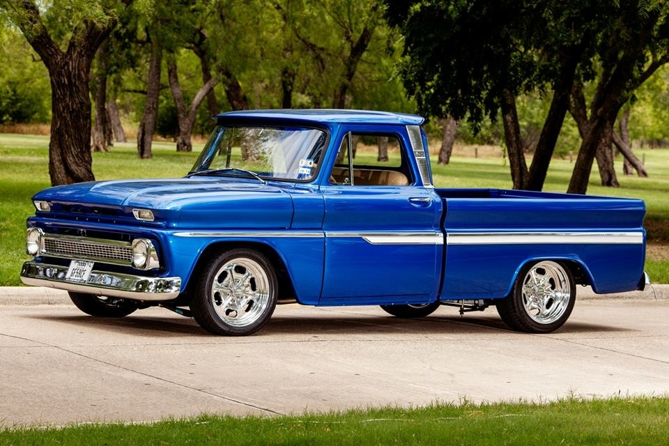 64 chevy truck pictures