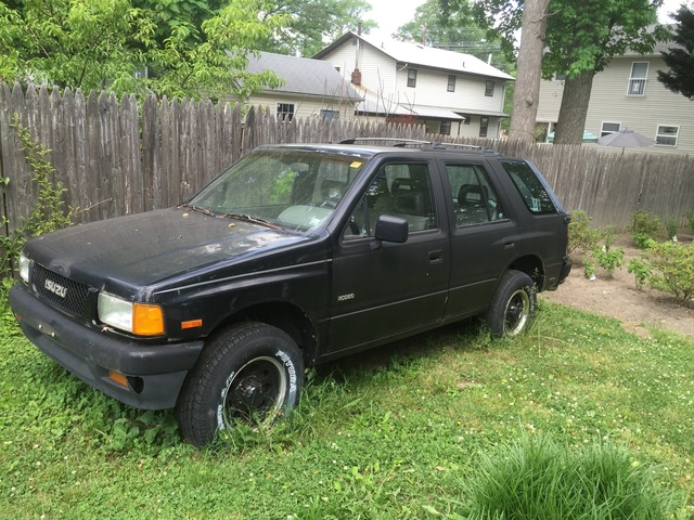 Picture of 1992 Isuzu Rodeo 4 Dr S SUV, exterior