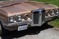 1970 Pontiac Bonneville Overview