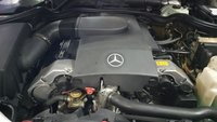 Picture of 1997 Mercedes-Benz E-Class E 420, engine, gallery_worthy