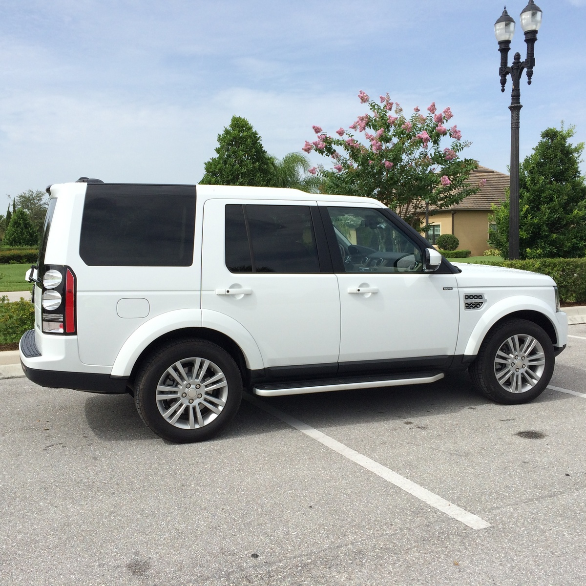 New 2014 / 2015 Land Rover LR4 For Sale