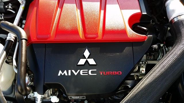 2011 Mitsubishi Lancer Evolution