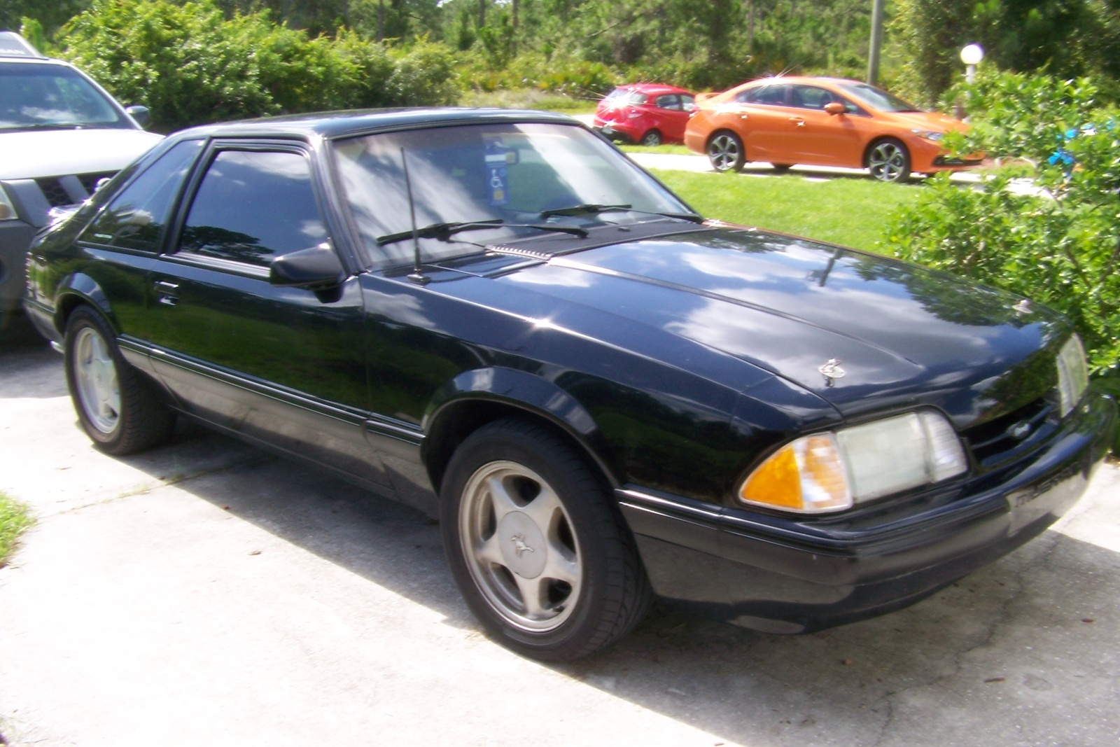 Ford mustang questions i have a 1990 mustang 5 0 lx 5 sp with