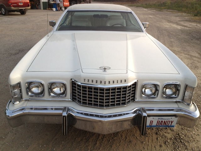 1974 Ford Thunderbird Overview