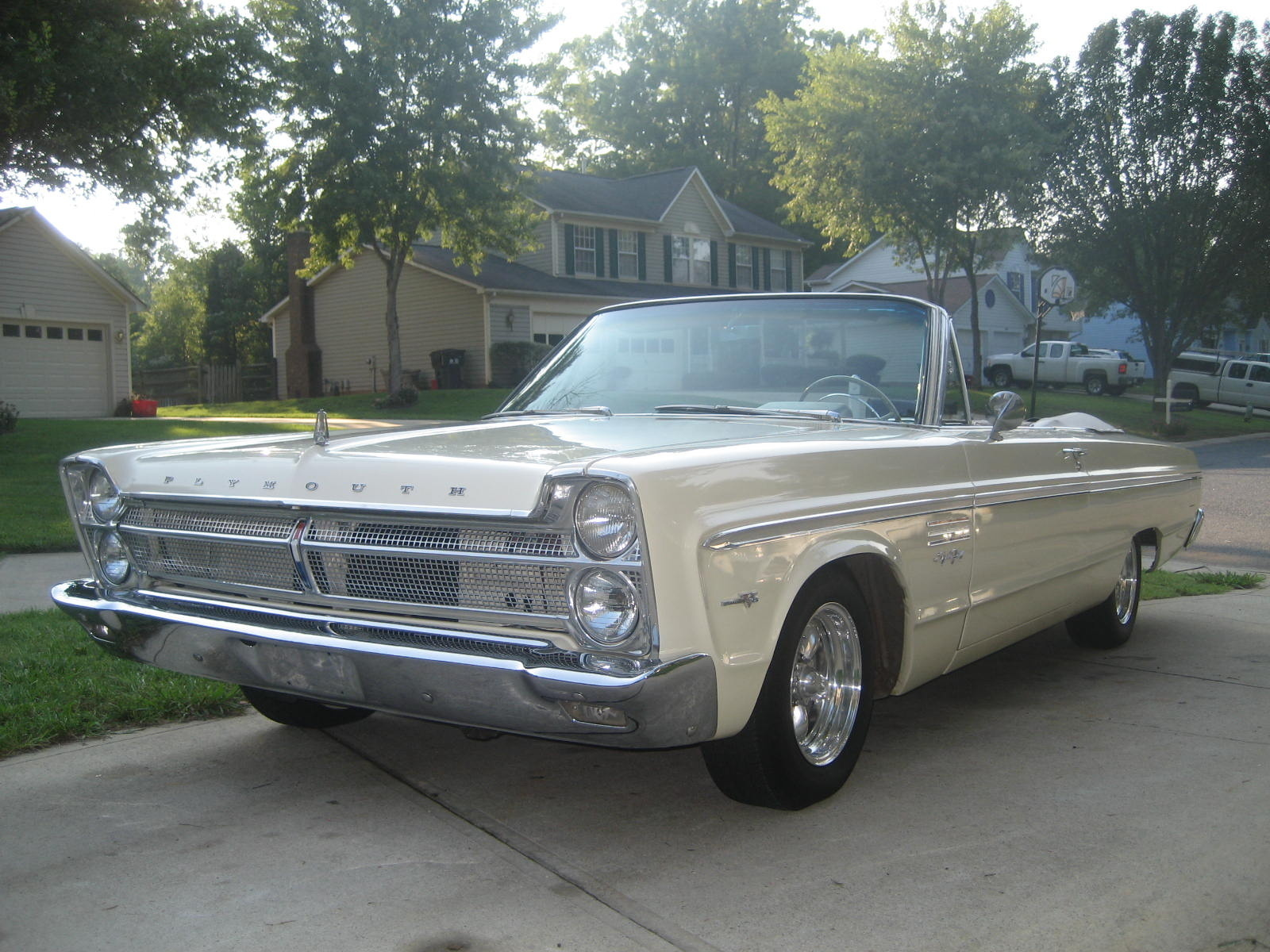 1965 Plymouth Fury Overview Cargurus