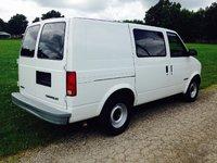 2000 Chevrolet Astro Cargo Van Overview