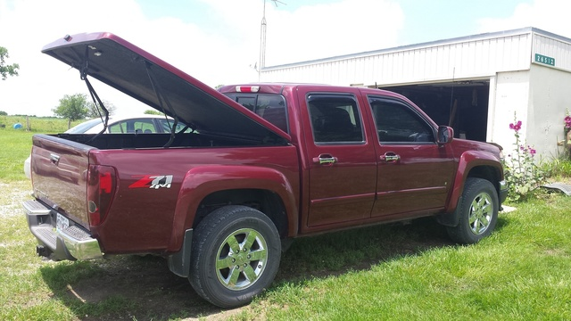 Picture of 2009 Chevrolet Colorado LT1 Crew Cab 4WD, exterior, gallery_worthy