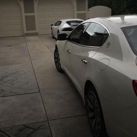 Picture of 2015 Maserati Quattroporte S, exterior