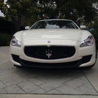 2015 Maserati Quattroporte Overview