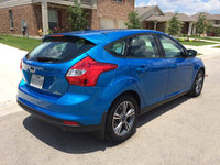 Picture of 2014 Ford Focus SE Hatchback, exterior