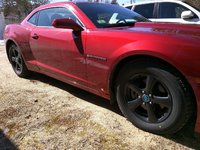 Picture of 2014 Chevrolet Camaro 1LT Coupe RWD, exterior, gallery_worthy