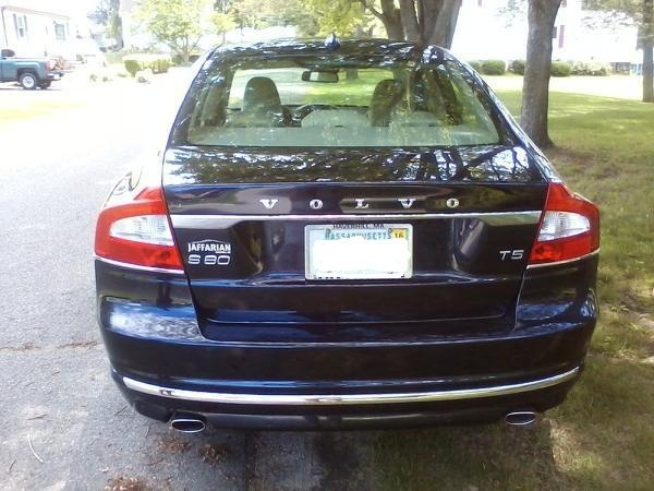 Picture of 2015 Volvo S80 2015.5 T5