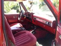 Picture of 1991 Chevrolet Blazer Silverado 4WD, interior