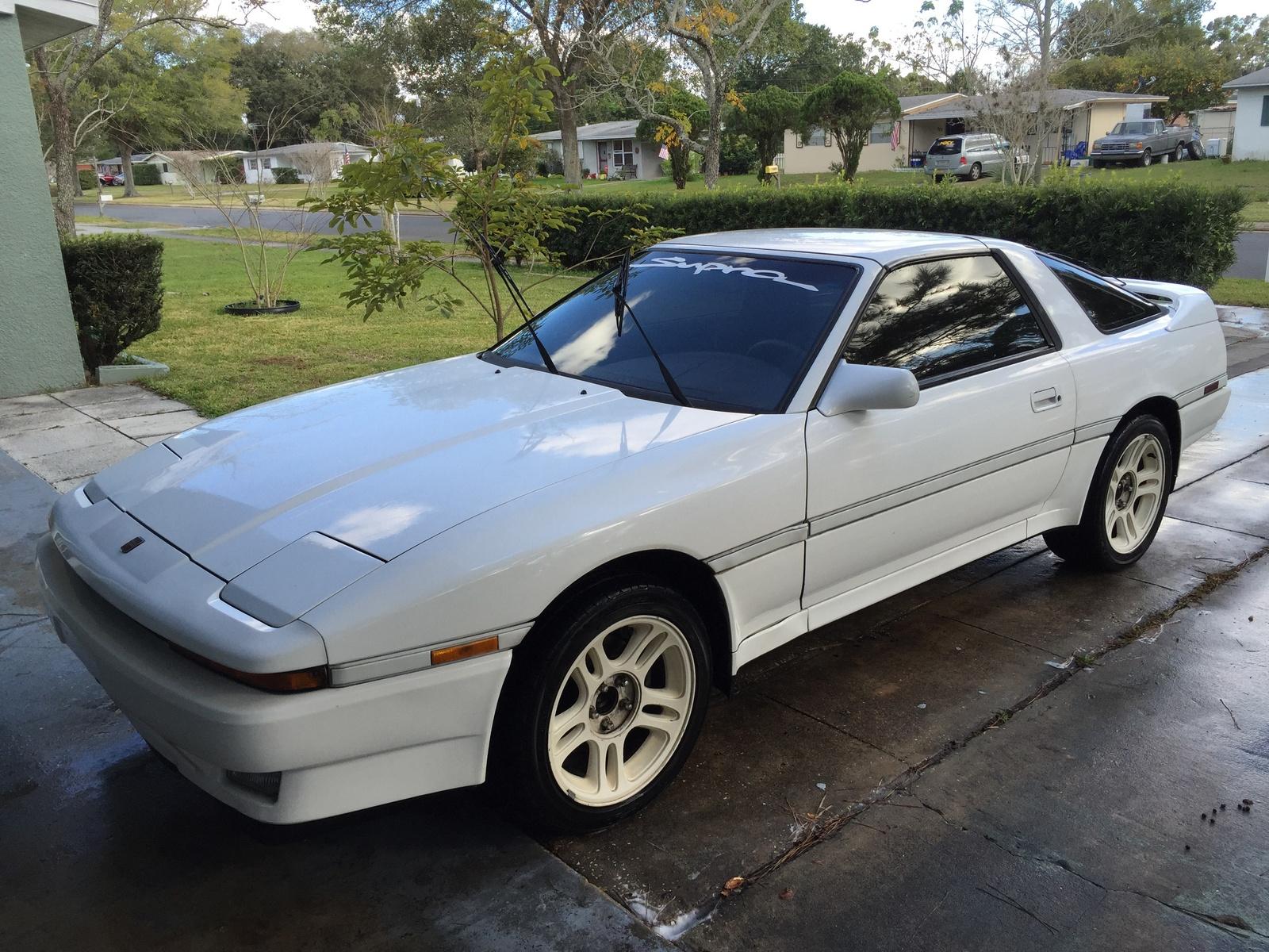 1988 Toyota Supra Pictures Cargurus