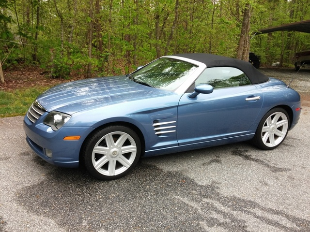 chrysler crossfire srt 6 new and used car reviews car autos post. Black Bedroom Furniture Sets. Home Design Ideas