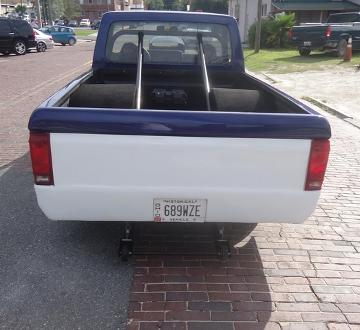 Picture of 1983 Ford Ranger STD Standard Cab SB, exterior, gallery_worthy