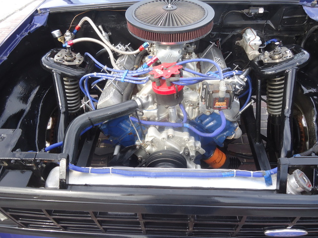 Picture of 1983 Ford Ranger STD Standard Cab SB, engine, gallery_worthy