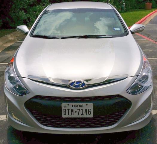 2012 Hyundai Equus Interior: 2012 Hyundai Sonata Hybrid