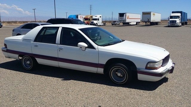 Picture of 1994 Buick Roadmaster 4 Dr Base Sedan