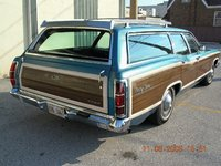 1969 Ford Country Squire Overview