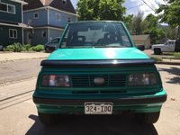 Picture of 1998 Chevrolet Tracker 2 Dr STD 4WD Convertible, exterior