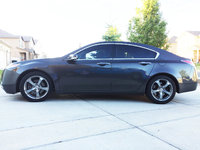 Picture of 2009 Acura TL SH-AWD with Technology Package and Performance Tires, exterior, gallery_worthy