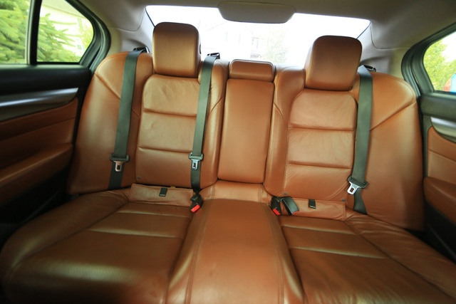 Picture of 2009 Acura TL SH-AWD with Technology Package and Performance Tires, interior, gallery_worthy