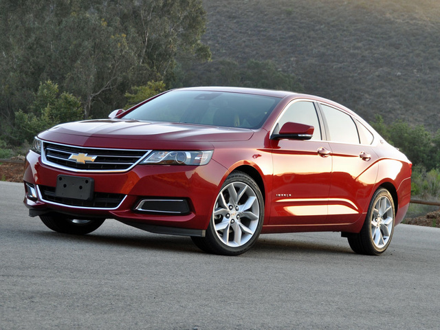 2015 Chevrolet Impala Test Drive Review Cargurus