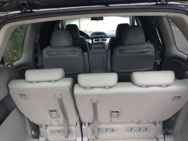 Picture of 2008 Honda Odyssey EX-L FWD, interior, gallery_worthy