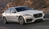 2016 Jaguar XF, Front-quarter view, exterior, manufacturer, gallery_worthy