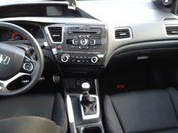 Picture of 2013 Honda Civic Si w/ Navigation, interior