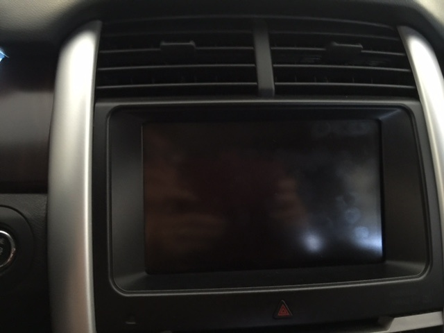 Its All The Dashboard Components That Have The Black Screen Not Sure If Its Connected But My Auto Seat Upon Entering And