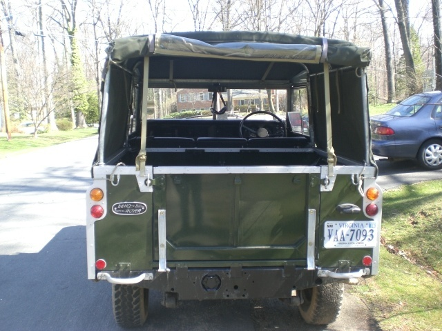 Picture of 1977 Land Rover Series III