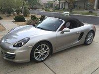 2013 Porsche Boxster Overview