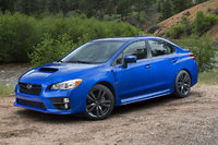 Subaru WRX Overview