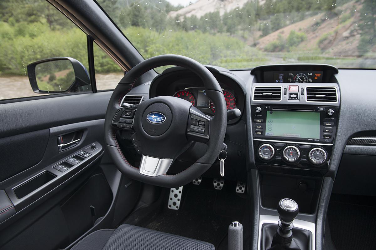 2016 Subaru Impreza Wrx Pictures Cargurus